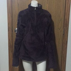 The North Face Osito Pullover Fleece Jacket Lg